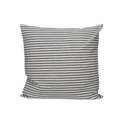 Ketron Striped Cotton Throw Pillow - AllModern