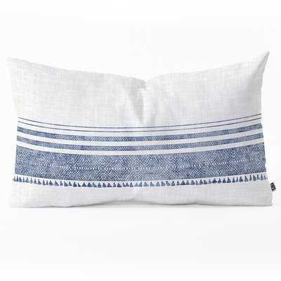 Holli Zollinger Tassel Oblong Lumbar Pillow - Wayfair