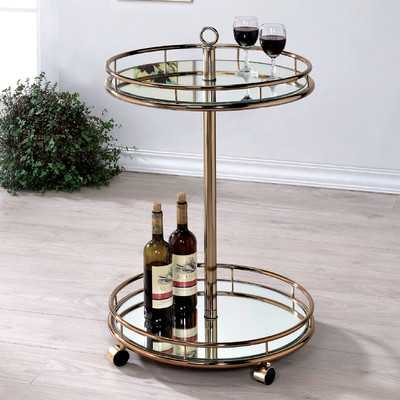 Kole Bar Cart - AllModern