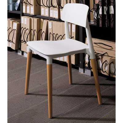 Bel Solid Wood Dining Chair - Wayfair