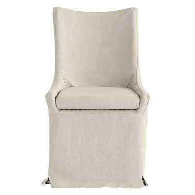 Suzanne Kasler Southport Dining Chair Slipcover   - Ballard Designs - Ballard Designs