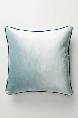 Adelina Velvet Pillow - Anthropologie