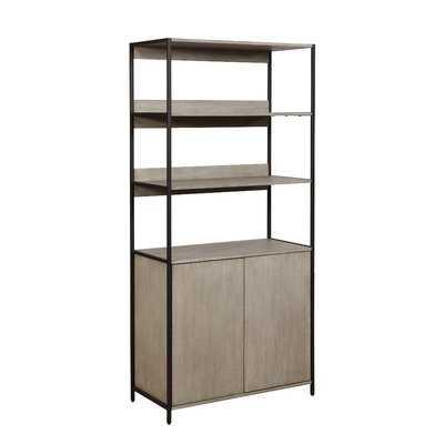 Melanie Standard Bookcase - Wayfair