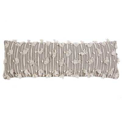 Nora Cotton Lumbar Pillow - Wayfair