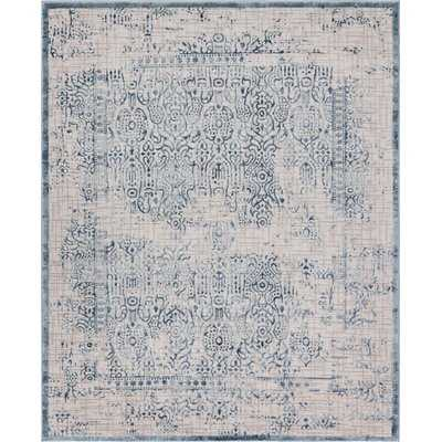 Alissa Blue Area Rug - Wayfair