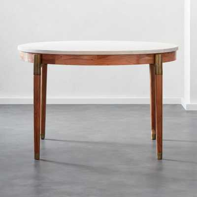 Polanco Round Dining Table - CB2