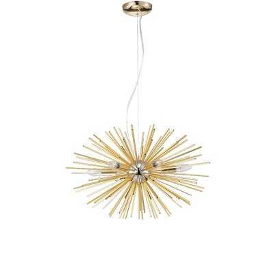 Sylas 6-Light Sputnik Chandelier - Wayfair