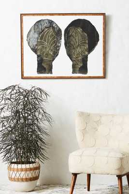 Two Heads Wall Art - Anthropologie