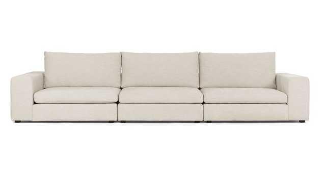 Gaba Pearl White Modular Sofa - Article