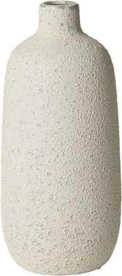 Callisto white vase - CB2