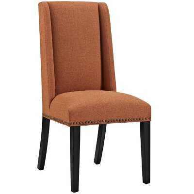 Florinda Wood Leg Upholstered Dining Chair - Birch Lane