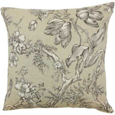 Blair Floral Throw Pillow - Wayfair