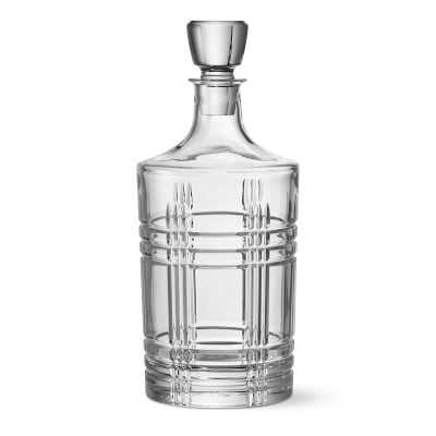 MacLean Decanter - Williams Sonoma