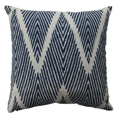 Oliver 100% Cotton Throw Pillow - Wayfair