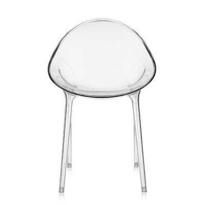 Kartell Ghost Side Chair - Wayfair