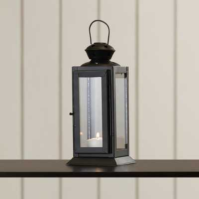 Glass and Metal Lantern - Birch Lane