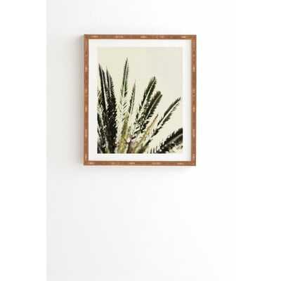 The Palms No 2' Photographic Print on Wood by Chelsea Victoria - Picture Frame Photograph Print on Wood - AllModern