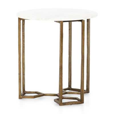 Hattie End Table - Crate and Barrel