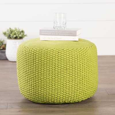 Twickenham Pouf - Wayfair