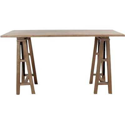 Bertina Solid Wood Writing Desk - Birch Lane