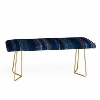 Ninola Upholstered Bench - Wayfair