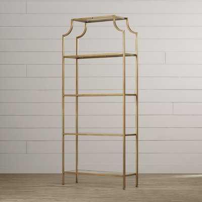 Buchanan Etagere Bookcase - Wayfair
