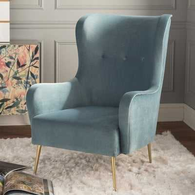Burke Wingback Chair - AllModern