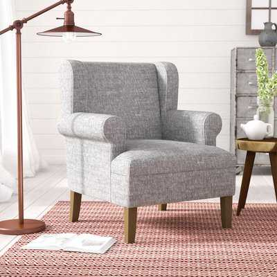 Meade Wingback Chair - Wayfair