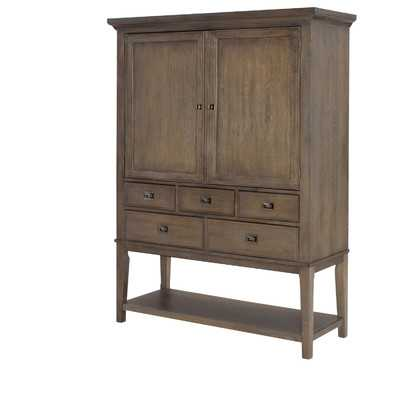 Baford Bar Cabinet - Wayfair