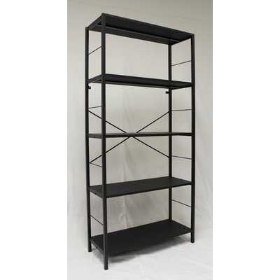 4 Tier Etagere Bookcase - Wayfair