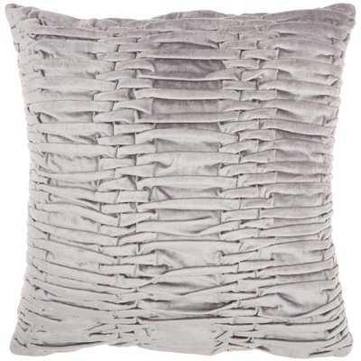 Adwin Velvet Throw Pillow - AllModern