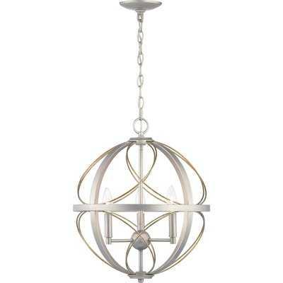 Lapointe 3-Light Globe Pendant - Wayfair