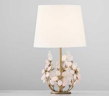 Grace Flower Lamp - Pottery Barn Kids