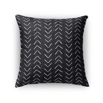 Mudcloth Big Arrows Throw Pillow - Wayfair
