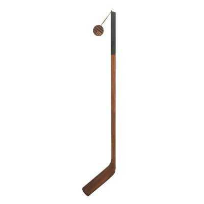Paramount Stained Ice Hockey Stick Sculpture - Wayfair