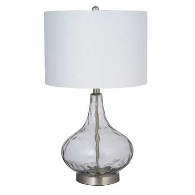 Table Lamp Gray (Lamp Only) - Cresswell Lighting - Target