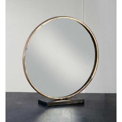 Hein Round Makeup/Shaving Mirror - Wayfair
