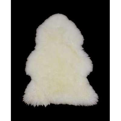 Sheepskin White Rug - Wayfair