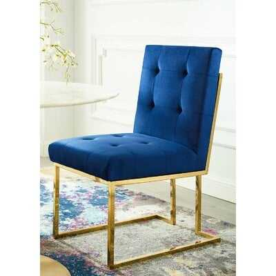 Granjeno Upholstered Dining Chair - Wayfair
