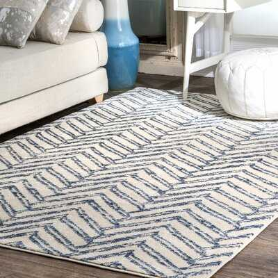 Lorelai Blue Area Rug - Wayfair