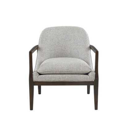 Marietta Accent Chair Gray - Target