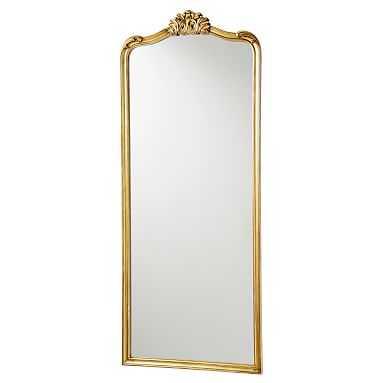 "Ornate Filigree Mirrors, 36""x50"", Brass - Pottery Barn Teen"
