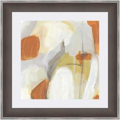 'Ignite II' Framed Painting Print - Wayfair