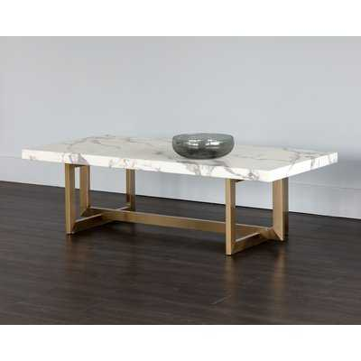 Ikon Rosellen Dining Table - Wayfair