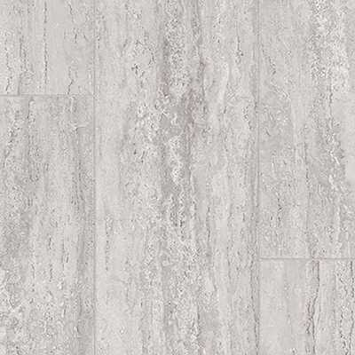 IVC Kinley Grey Marble 13.2 ft. Wide x Your Choice Length Residential Sheet Vinyl Flooring, Linear Stone Travertine - Home Depot