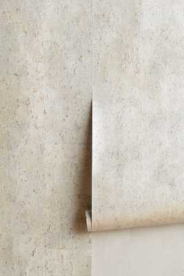 Cork Wallpaper - Anthropologie