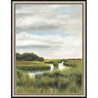 Marsh Landscapes I Framed Painting Print - Wayfair