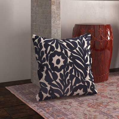 Barwick Cotton Pillow Cover - AllModern