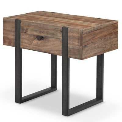 Sharri Modern End Table - Wayfair