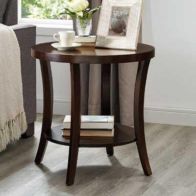 Hansmeier End Table with Storage - Wayfair